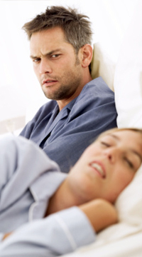 Questions about snoring answered